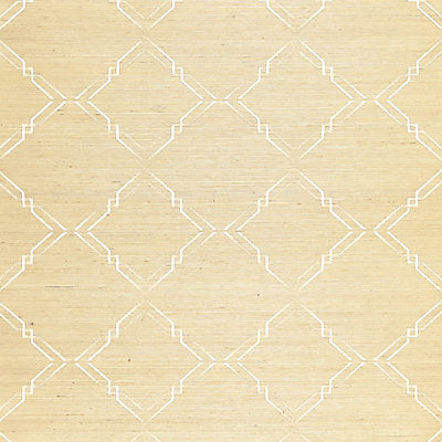 Scalamandre Wallcovering, a selection of wallpaper such as Diamond , Ogee.