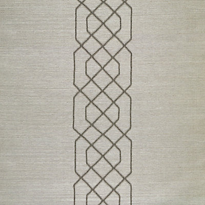 Scalamandre Wallcovering, a selection of wallpaper such as Fretwork , Lattice,Stripes.
