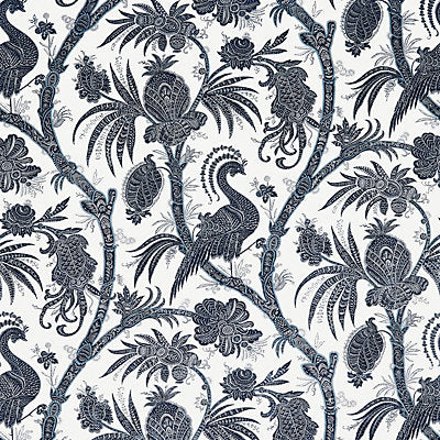 Scalamandre Wallcovering, a selection of wallpaper such as Bird , Animal/Insect,Botanical , Foliage.