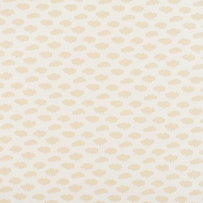 Old World Weavers Wallpaper - COURTENAY  - BISCUIT ON PEARL