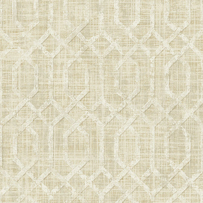 SCALAMANDRE WALLCOVERING-WMAST050912-GIANT'S CAUSEWAY-CUSTARD