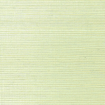 NICOLETTE MAYER WALLCOVERING-WNM0091META-METALLICA GRASSCLOTH-HONEYDEW