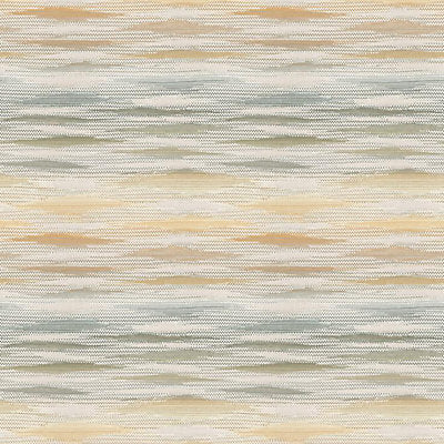 Missoni Home Wallcovering - WRK0053FIRE - FIREWORKS - STRAW SMOKE