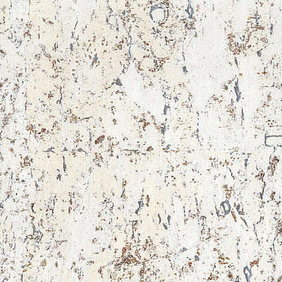 SCALAMANDRE WALLCOVERING-WRK1092CORT-CORTICA-WHITE WASH