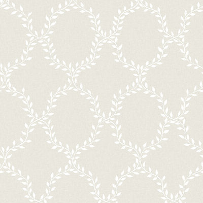Sandberg Wallcovering - WSB00410503 - WILMA - LIGHT GREY
