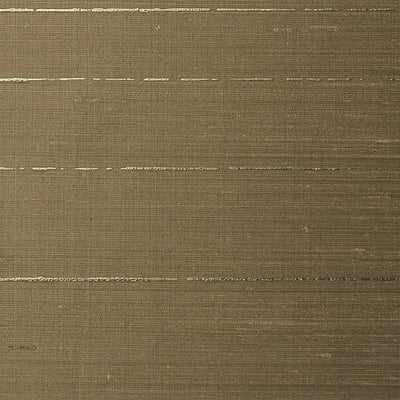 SCALAMANDRE WALLCOVERING-WTT651303-LOST HORIZON SILK-COFFEE