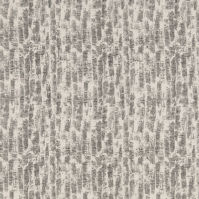 Groundworks Fabric - Verse - Ivory/Onyx
