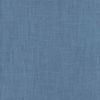 SEABROOK WALLPAPER-INDIE LINEN EMBOSSED VINYL-HALE BLUE-RY31732