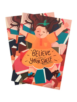 Believe in Your Shelf Cards