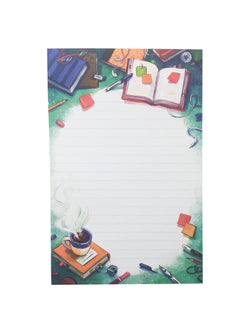 Bookish Thoughts Notepad