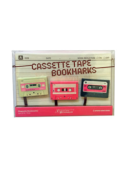 Cassette Tape Bookmarks