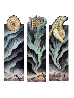 The Golden Compass Bookmark Set