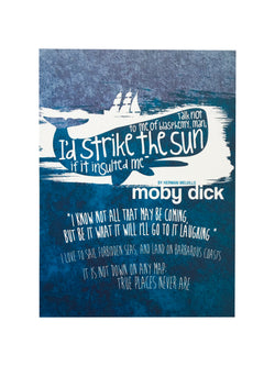 Moby Dick Journal