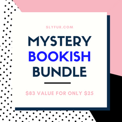 Mystery Bookish Bundle