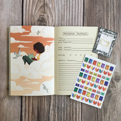 Reading Journal Kit