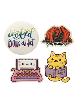 Bookish Sticker Bundle