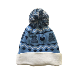 Blue Book Stack Beanie