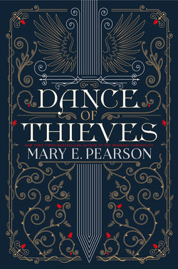 Dance of Thieves by Mary E. Pearson (SIGNED)