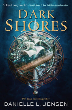 Dark Shores by Danielle L. Jensen (SIGNED)
