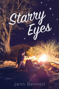Starry Eyes by Jenn Bennett (Signed)