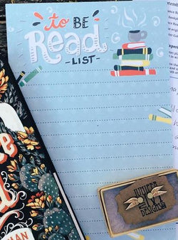 To Be Read List Notepad