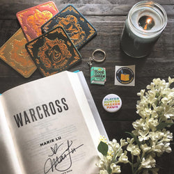 Warcross by Marie Lu (Signed)