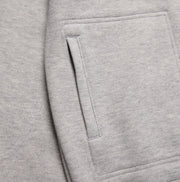 Gullinbursti Original Zip Up - Melange Grey