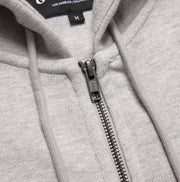Gullinbursti Raxton™ Zip Up - Melange Grey