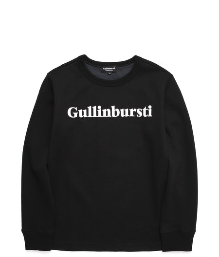 Gullinbursti Super-T Logo - Black