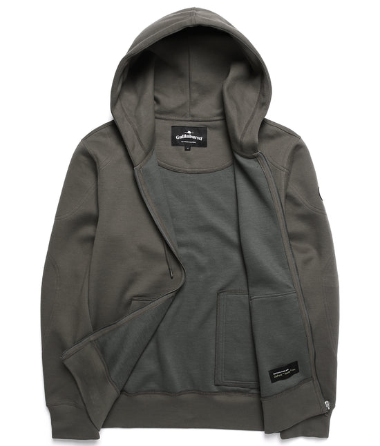 Gullinbursti Original Zip Up - Olive