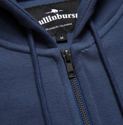 Gullinbursti Original Zip Up - Blue