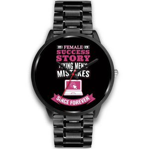 Female Success Story Women's Watches