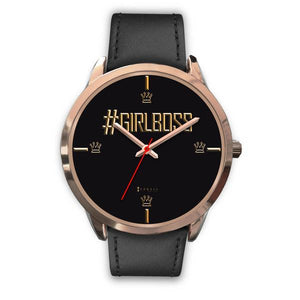#GirlBoss Women's Watches