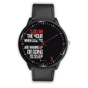 5:00 AM Men's Watches