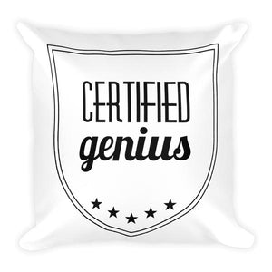 All Certified Genius Products