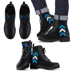 Level Up Leather Boots - Men's