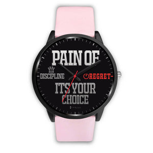 It's Your Choice Women's Watch in Black