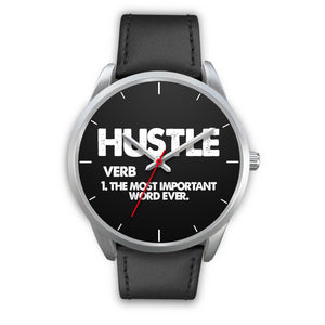 Hustle Women's Watch in Silver