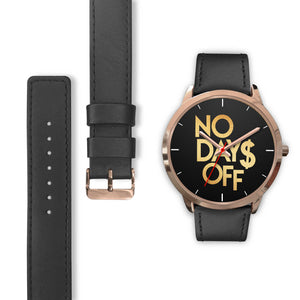No Days Off Women's Watch in Rose Gold