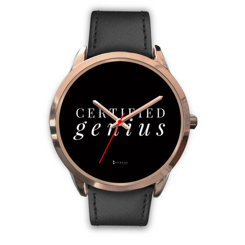 """Certified Genius"" Collection"