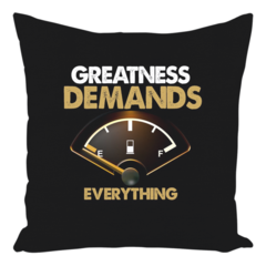 No Days Off/Greatness Demands Everything Bundle