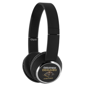 Greatness Demands Everything Beebop Wireless Headphones