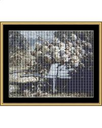 GREAT MASTERS COLLECTION Barrel Of Blooms - Fuller Graves  18th-20 - Mystic Stitch Inc...