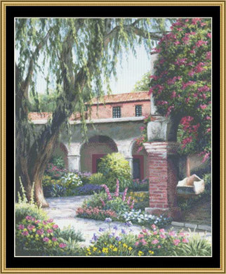 FAVORITE LANDSCAPE COLLECTION - CAPISTRANO ARCHES  BF-413