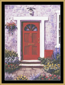 ENGLISH DOOR SERIES - ENGLISH DOOR III   BF-82