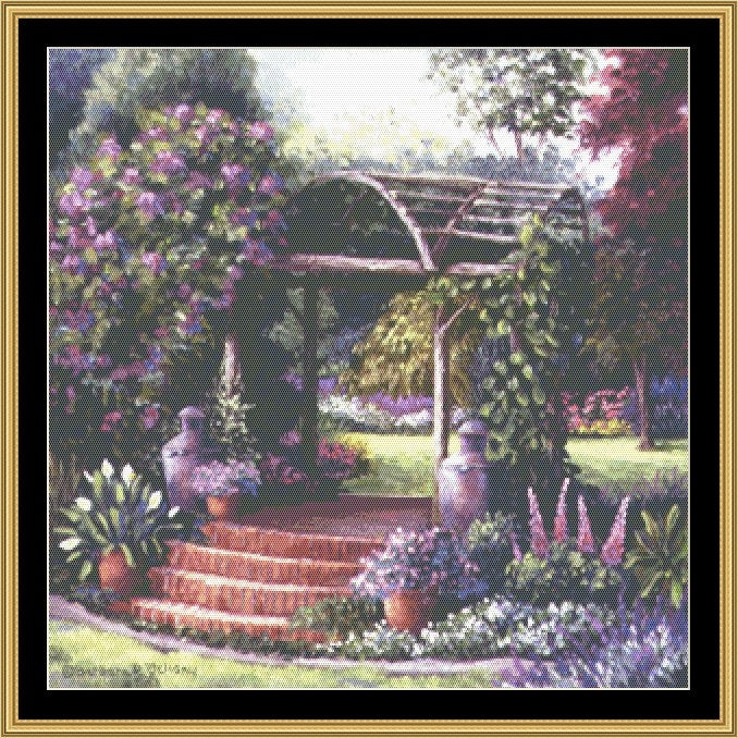 ENGLISH GARDEN COLLECTION - ENGLISH GARDEN   BF-84