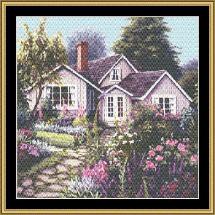 ENGLISH GARDEN COLLECTION - ENGLISH GARDEN VII  BF-91