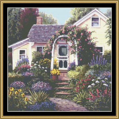 ENGLISH GARDEN COLLECTION - ENGLISH GARDEN VIII  BF-92