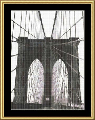 BROOKLYN BRIDGE FP-NY01 - Mystic Stitch Inc...