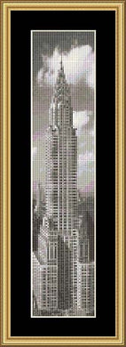 CHRYSLER BUILDING FP-NY06 - Mystic Stitch Inc...